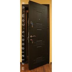 Двери входные Квадро (Премиум)