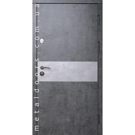 Двери входные Грей Редфорт (Премиум)