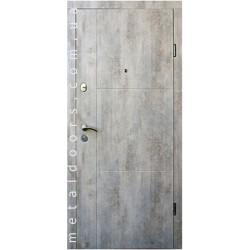 Входные двери Форт, серия Стандарт, модель Эста