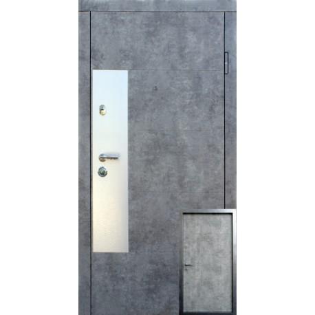 Входные двери Форт, серия Премиум, модель Аляска