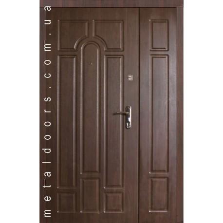 Входные двери Классик 1200мм Форт, серия Эконом