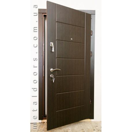 Двери входные Канзас (Премиум) 2 цвета