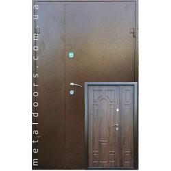 Двери Redfort Арка металл/мдф (Оптима)