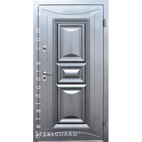 Двери входные Termoskin Light SteelGuard