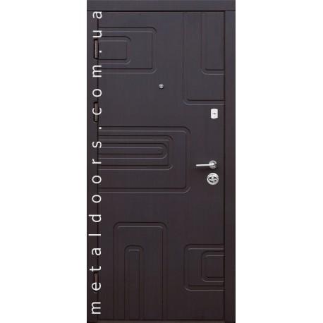 Двери входные Лабиринт Very Dveri серии Лайт