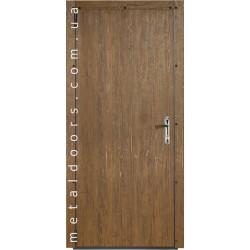 Двери входные Техно Дуб Very Dveri