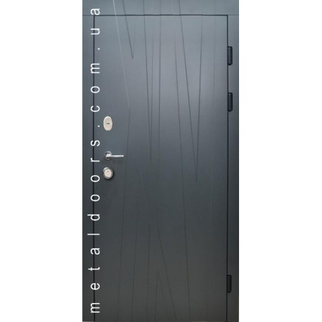 Двері вхідні Antifrost 30 SteelGuard