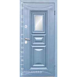 Двери входные Termoskin Light Glass Стилгард