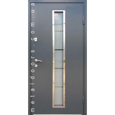 Входные двери К221 М (Коттедж ПРИМА С) Стильные двери