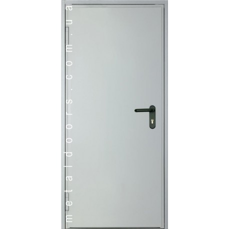 Вхідні протипожежні двері Рубіж 3 (EI 30)