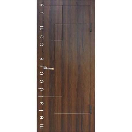 Входные двери квартира Каскад Еко (Акцент)