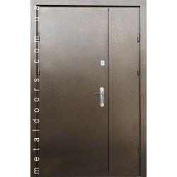 Двері Арка метал/метал 1200мм (Оптима, 2 труби)