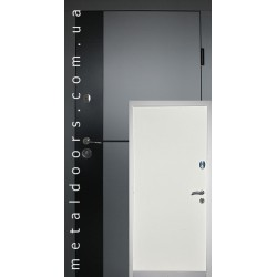 Двери Марсель (Композит) + короб 2 цвета