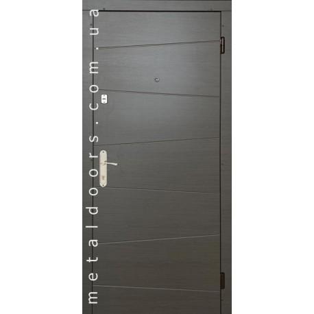 Вхідні двері Міда серії Економ Редфорт