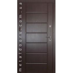 Двери металлические Канзас (Стандарт плюс)