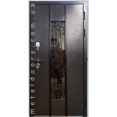 Входные двери К1101 М Коттедж МАРСЕЛЬ Стильные двери