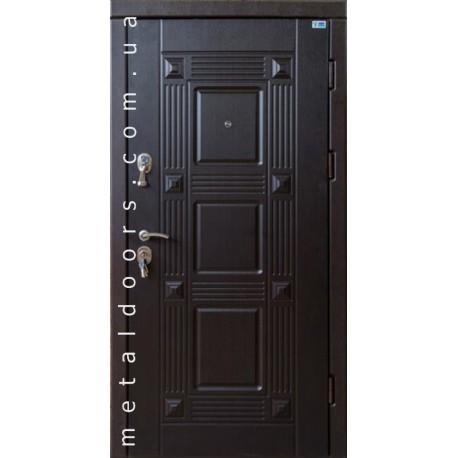 Входные двери квартира Квадро Еко (Акцент)