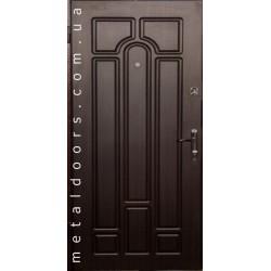 Двери Металл/МДФ (Эконом)