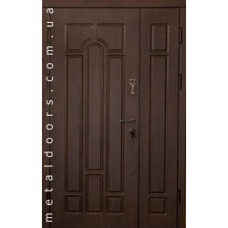 Двері Арка (Економ полуторні)