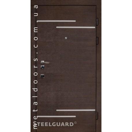 Металлическая входная дверь с мдф накладкой Rizor