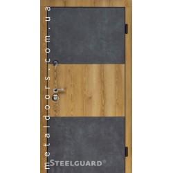 Входная металлическая дверь в квартиру Vega