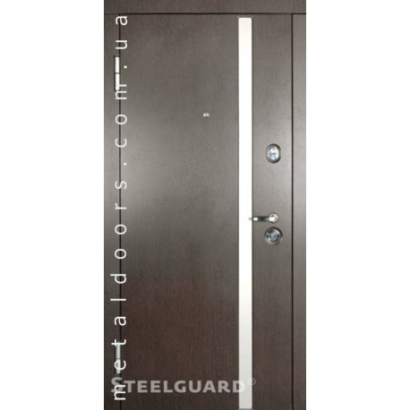 Двери входные с мдф накладкой AV-1