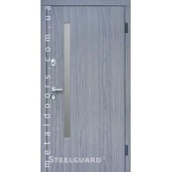 Двери AV-1 Grey Glass