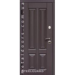 Двери в квартиру металлические Balta