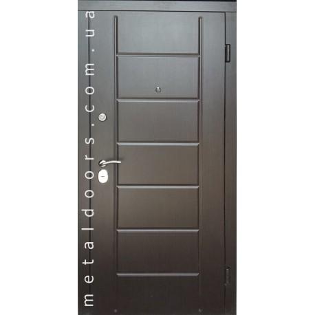 Двери входные Канзас (эконом)