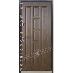 Двери входные Квадро