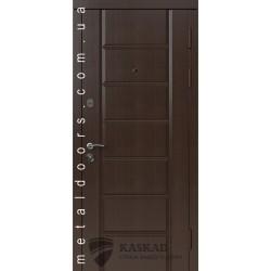 Двери входные Канзас Каскад Элит 140 венге