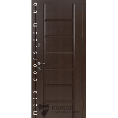 Входные двери Канзас Каскад Премиум 100 венге