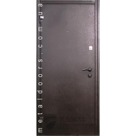 Входные двери 110 Премиум М Каскад металл/МДФ