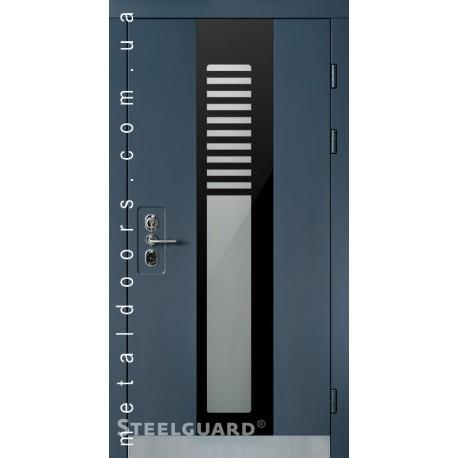 Двери входные Manhattan (Манхэттен) Antifrost 30 SteelGuard