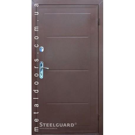 Двери входные AV-3 Antifrost 10 SteelGuard
