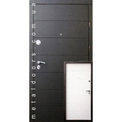 Входные двери X001 Оптима Плюс Стильні двері