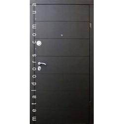 Входные двери X001 Стандарт Стильні двері