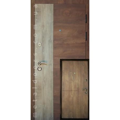 Двери металлические Редфорт Соната серии Элит