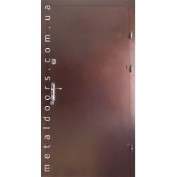 Двери входные Металл/Металл (Оптима)