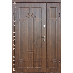 Двері Арка (Оптима, 2 труби)
