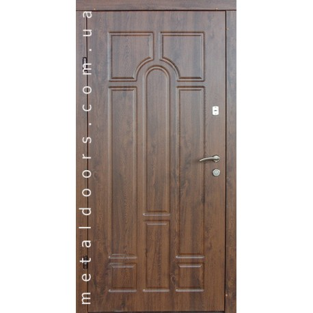 Двери входные Арка (Оптима)