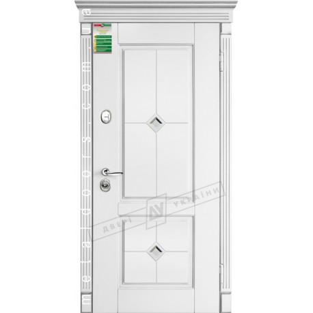 Двери входные Прованс 2 Кристал ТМ Двери Украины