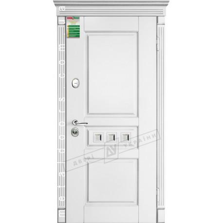 Двери входные Прованс 3 Кристал ТМ Двери Украины
