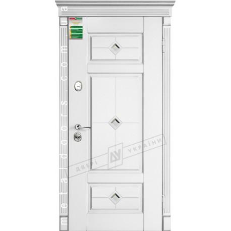 Двери входные Прованс 4 Кристал ТМ Двери Украины