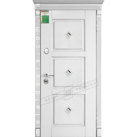Двери входные Прованс 5 Кристал ТМ Двери Украины