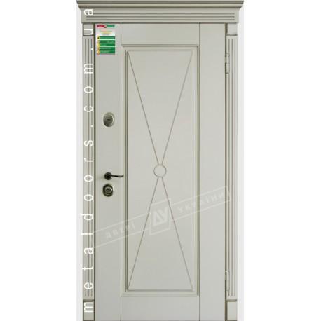 Двери входные Прованс 1 Декор ТМ Двери Украины