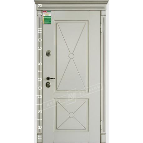 Двери входные Прованс 2 Декор ТМ Двери Украины