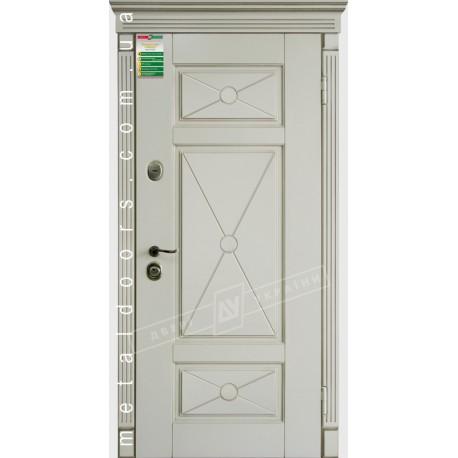 Двери входные Прованс 4 Декор ТМ Двери Украины
