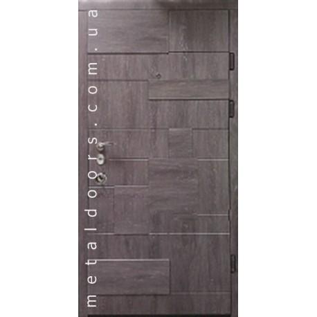 Двери входные VIP Стайл (Комфорт) Стильні Двері