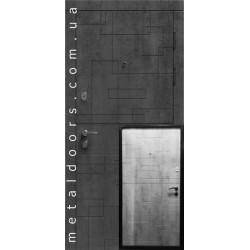 Двери входные Лабиринт (Эталон) Стильні Двері